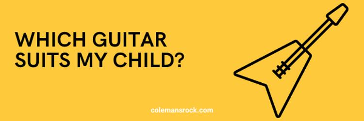 Guitars for children